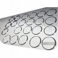 pad Printing closed ink Cup Tungsten Steel Ring