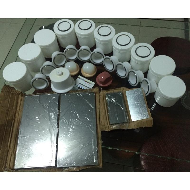 plastic Ink Cup for tampoprint Pad Printing machines 3