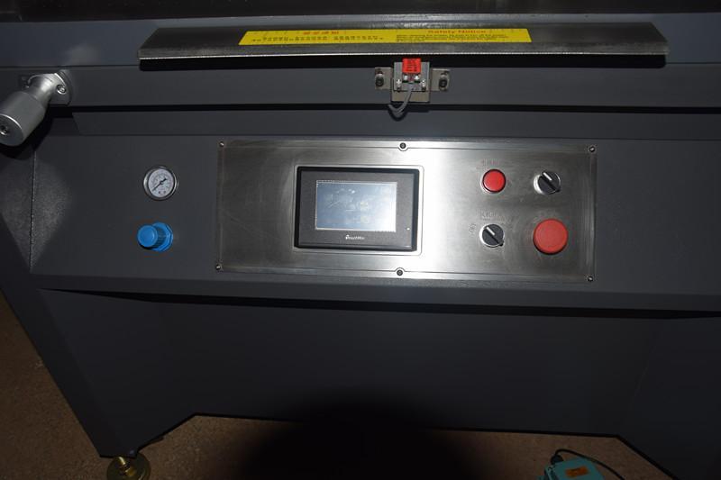 oval printing machinery