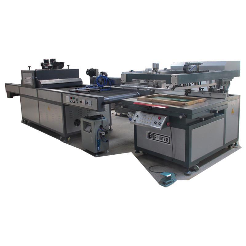 PAPER UV INK AUTO Screen Printing Machine 6