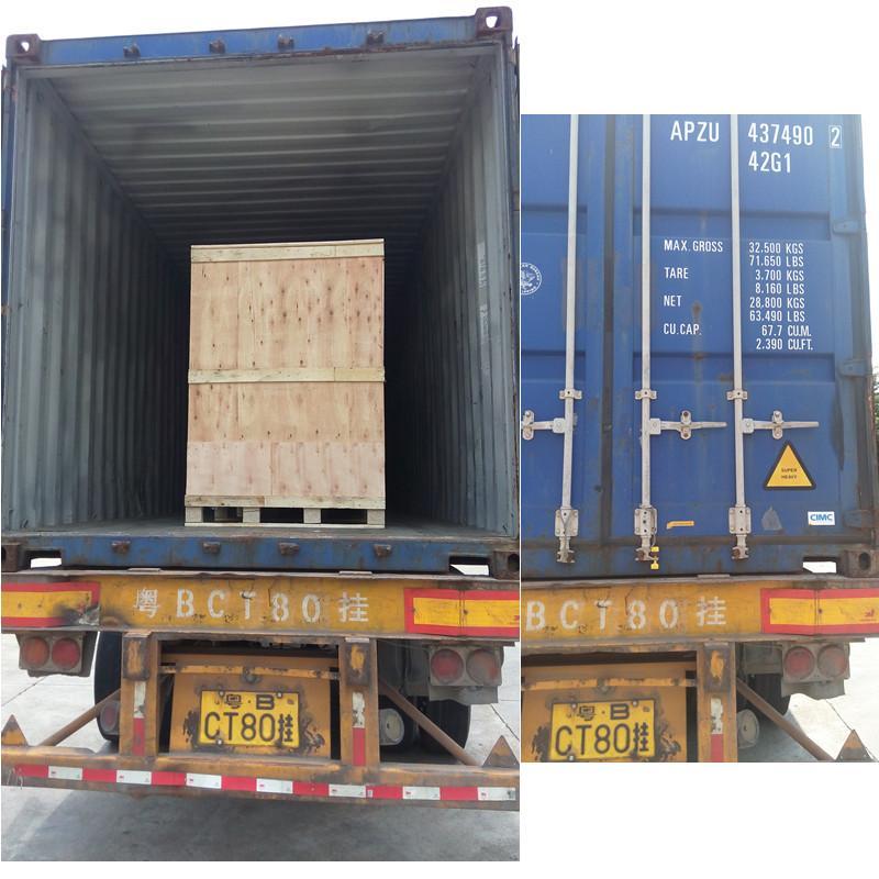 serbia auto paper screen printer shipping  photo