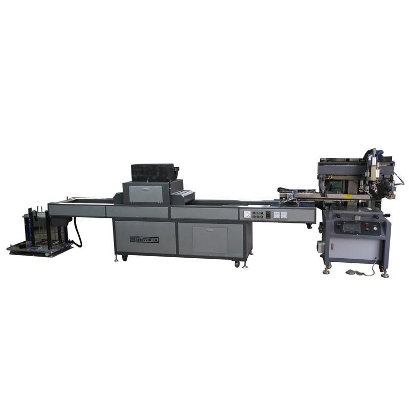 Membrane Switch auto uv Screen Printing machine 1