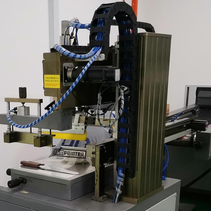 Membrane Switch auto uv Screen Printing machine 3