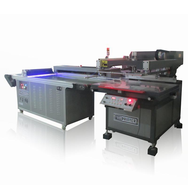 Plastic sheet clean room screen printing equipment 1