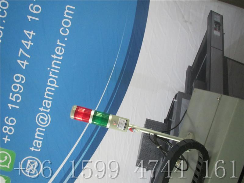 Plastic sheet clean room screen printing equipment 14
