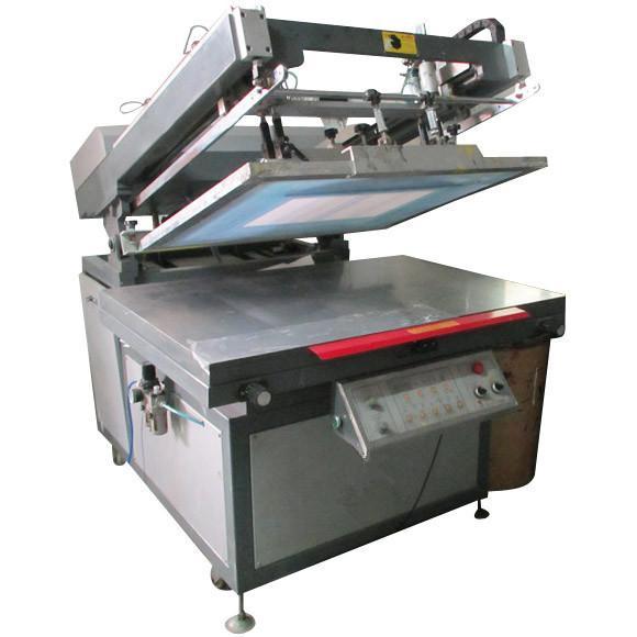 A1 Vinyl semi Clamshell Screen Printing Machine 4