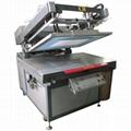 Vinyl semi Clamshell Screen Printing Machine 9