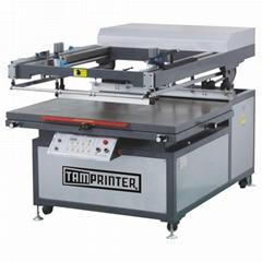 TMP6090 高精密斜臂式平面網印機