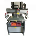 fluted board screen print machine