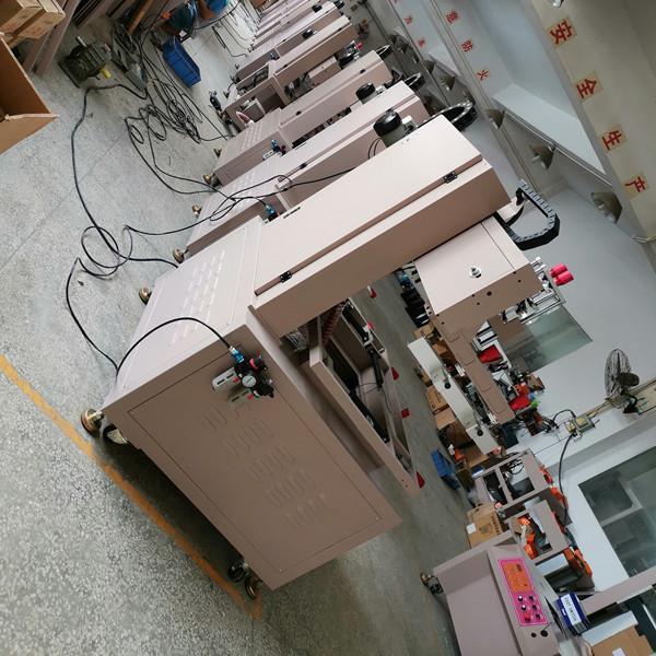 fluted board screen print machine 5