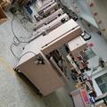 fluted board screen print machine