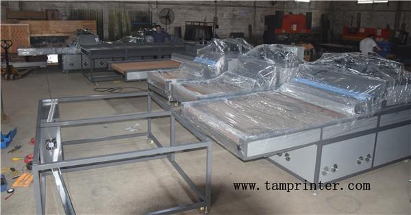 膠印uv光油固化隧道爐 14