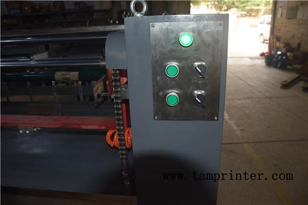 膠印uv光油固化隧道爐 16
