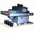 PCB solder resist white ink UV curing machine