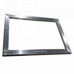 aluminium profile welding screen printing aluminum Frame