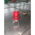 3.6m width 250 Celsius iran fabric dryer