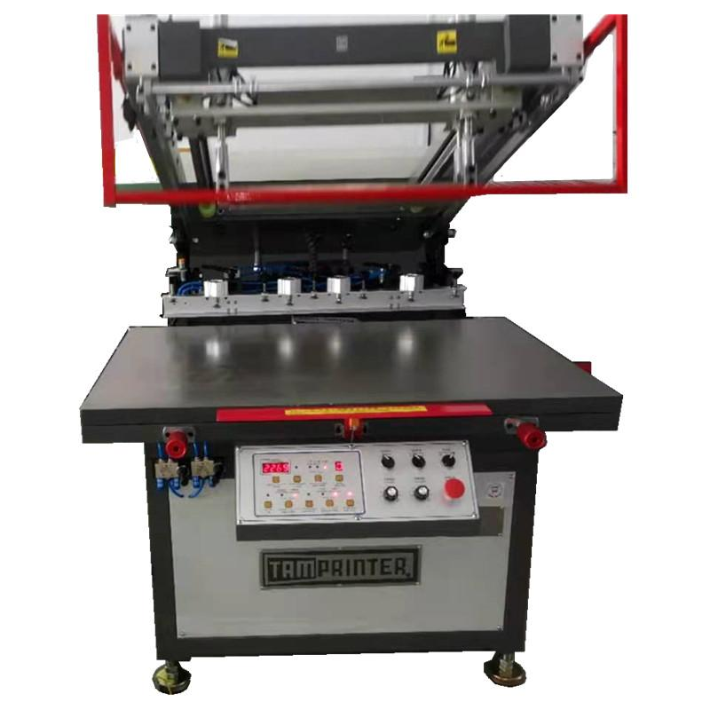 Screen Printing machines for Label & Sticker Printing 1
