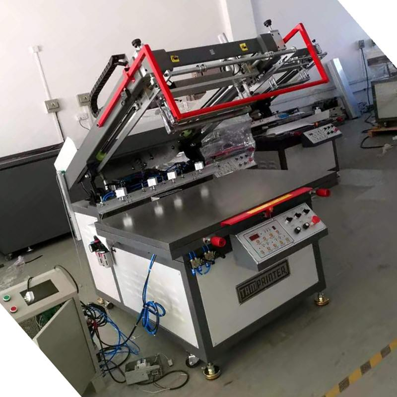 Screen Printing machines for Label & Sticker Printing 2