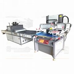 TM-Z2D天花板专业丝印生产线