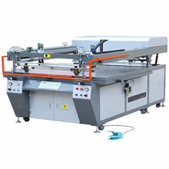 TMP-120140 高精密半自動斜臂式平面網版印刷機