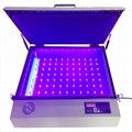 LED vacuum exposure machine