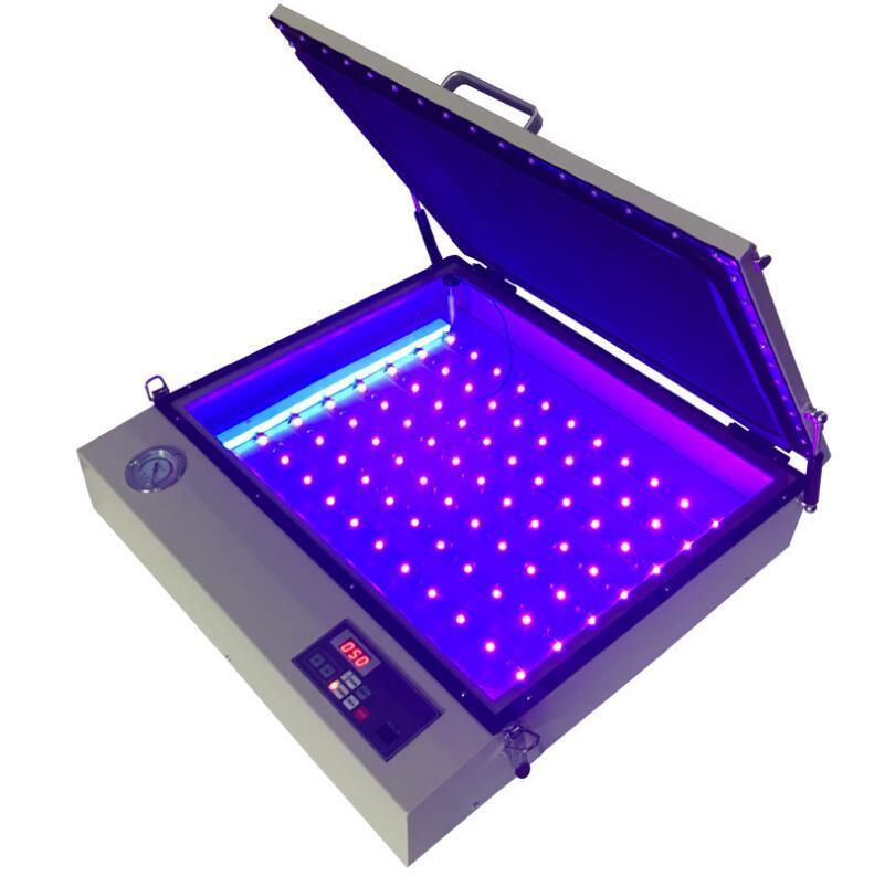 LED vacuum exposure machine  1