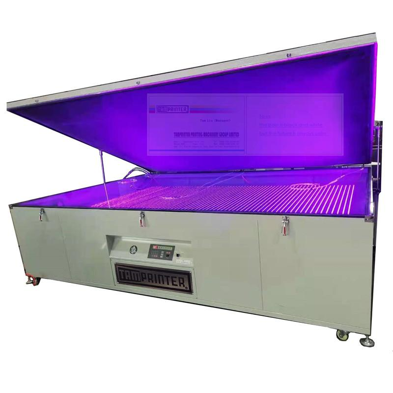 vacuum Exposure machine for printing plate