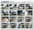 Offset printing heat press paper automatic screen printing production line 9