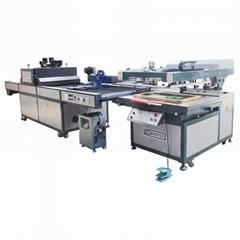 TM-Z1基礎標準套裝絲印生產線