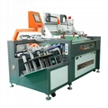 Fully automatic sheet screen printing machines