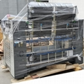 Automatic Sheets Stacker Machine For Paper Collecting