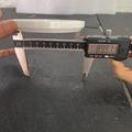Ceramic wiper for pad printing  TM-CR-SS-SB-1 2