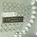 aluminum Ink Cup for tampoprint Pad Printer