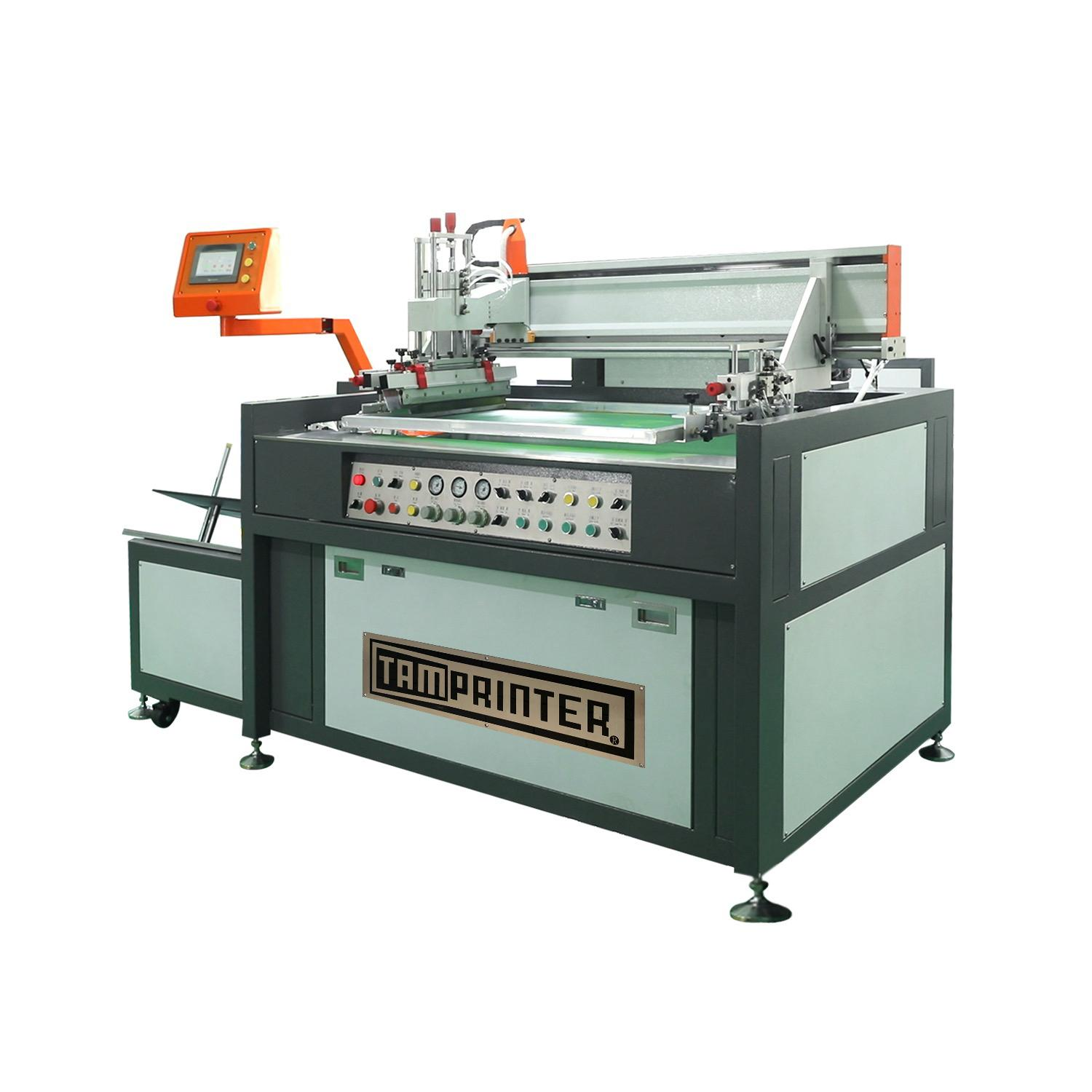 Fully automatic sheet screen printing machines 1