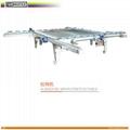 UK metal screens re-mesh 50N tension worktable