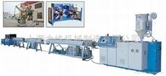 上海金緯PPR管材生產線