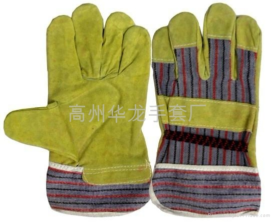 China leather gloves 1