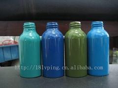 120ML汽车清洗剂铝瓶