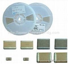 Chip tantalum capacitors