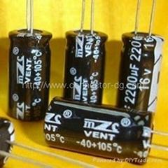 High Voltage Electrolytic Capacitors