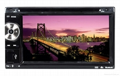6.2'' HD Pioneer Car DVD Player
