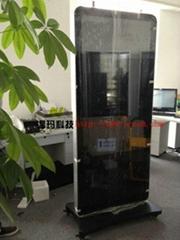 上海55寸落地式液晶廣告機