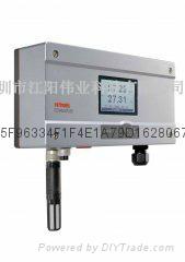 瑞士Rotronic HF8系列溫濕度變送器 壁挂安裝型