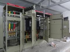 山西運城風機7組合變頻櫃