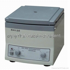 SH120 Microhematocrit Centrifuge