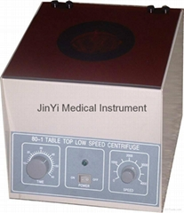 80-1  Electric Centrifuge, Medical Centrifuge