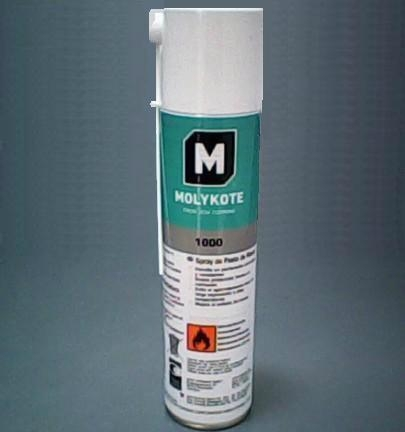 MOLYKOTE 1000 Paste (Spray) 2