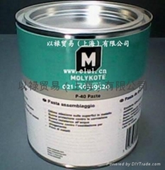 道康寧MOLYKOTE P-40 潤滑油膏