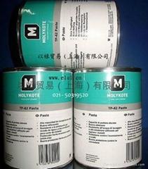 原裝進口MOLYKOTE TP-42極壓油膏