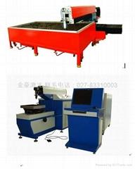YAG激光金屬切割機